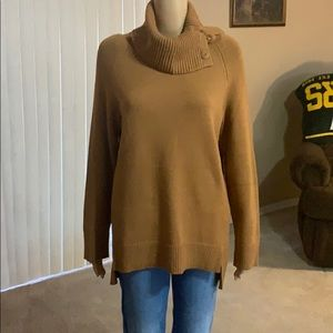 Anthropologie Carmel Long Sleeved Sweater